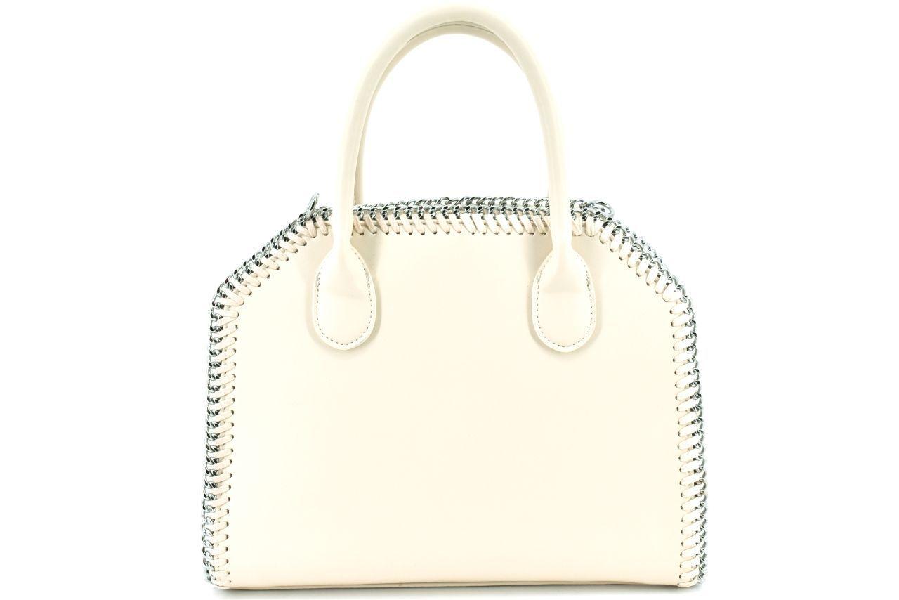 Dámská kabelka - krémová 36798