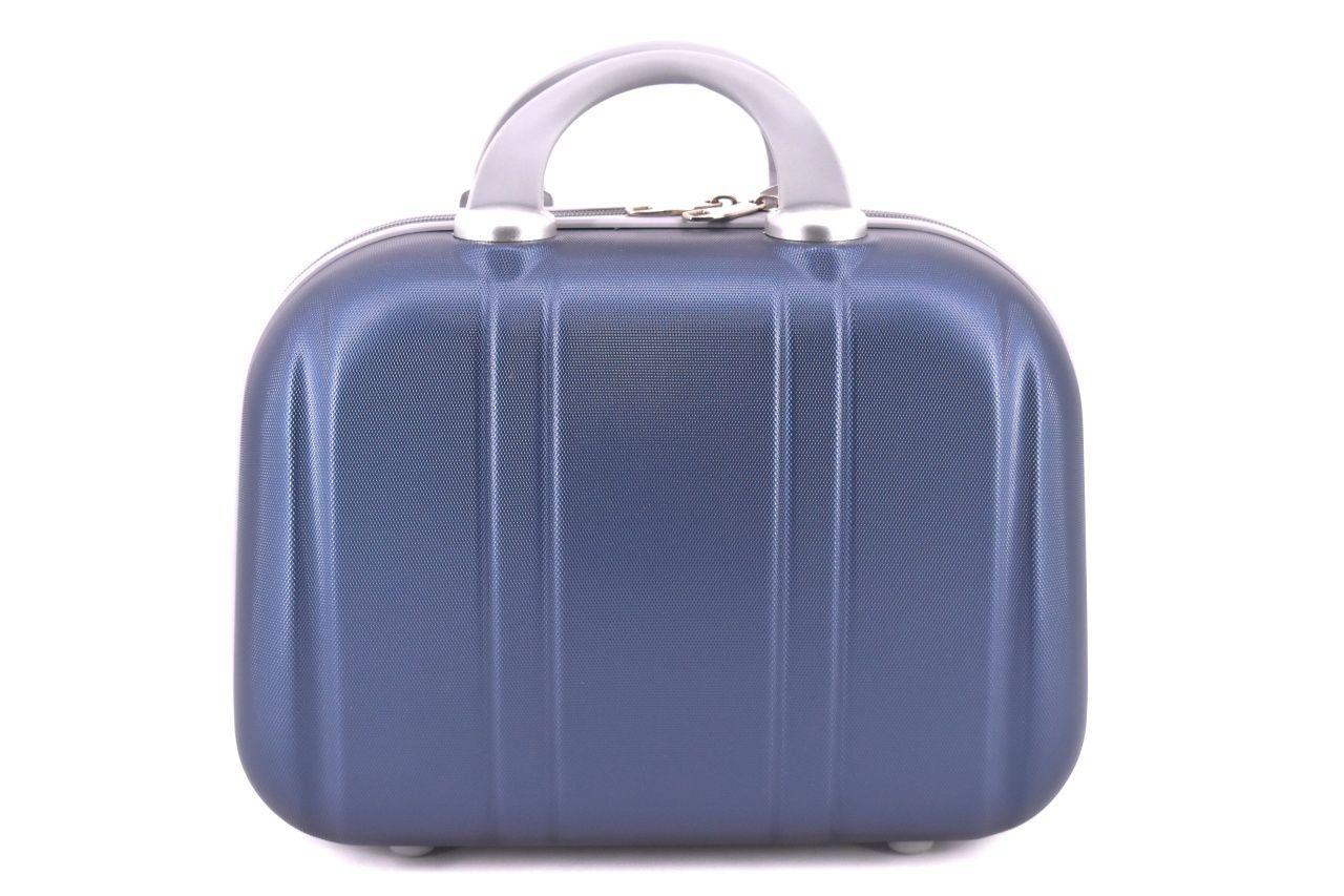 Kosmetický palubní příruční kufr Arteddy - tmavě modrá 37113