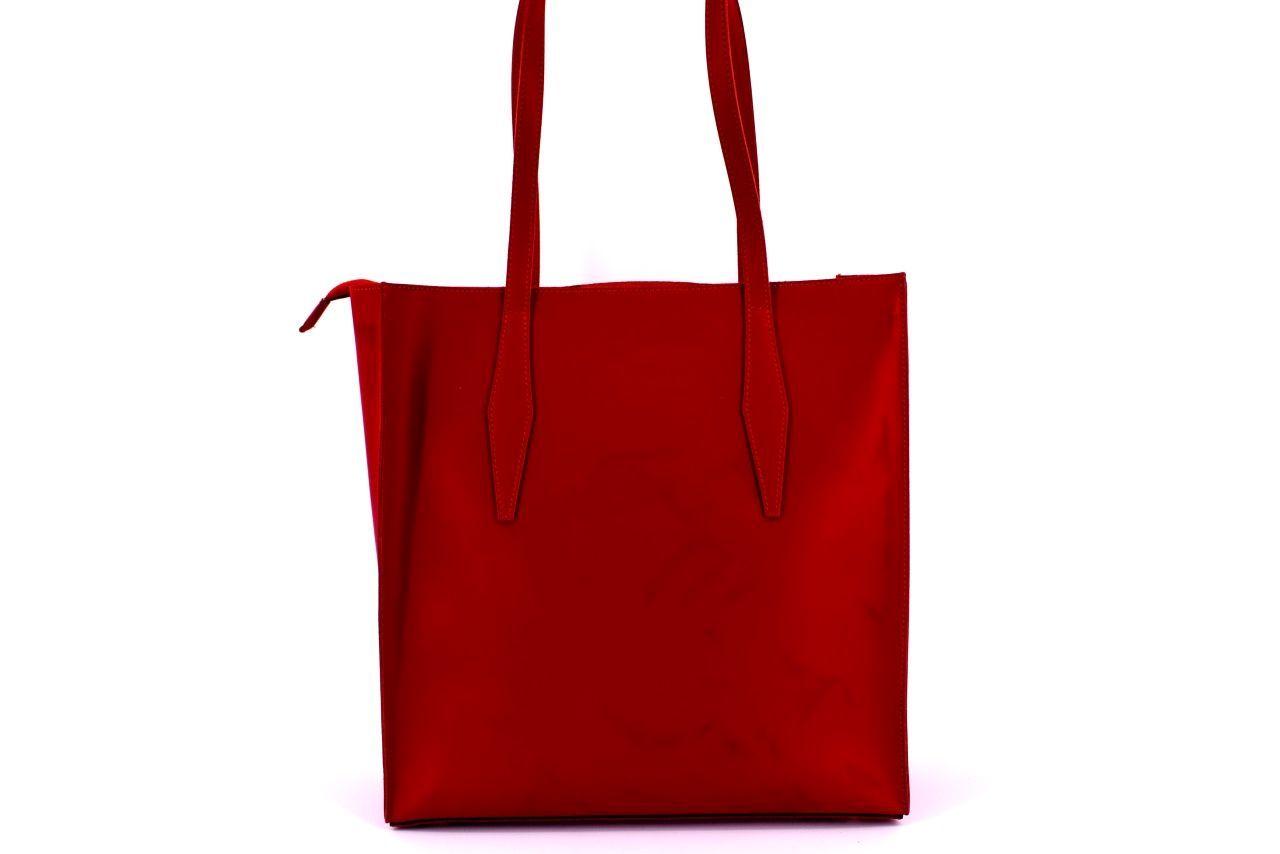 Dámská kožená kabelka Arteddy - černá 32453