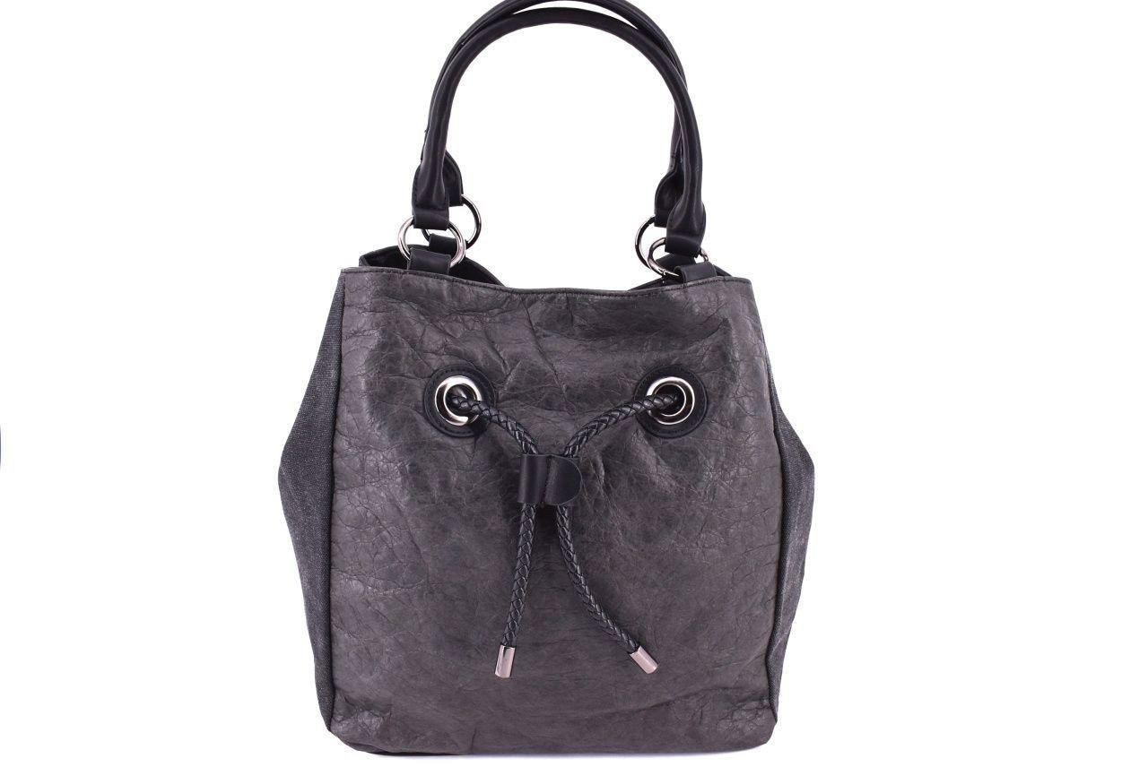 Dámská kabelka černá 35745