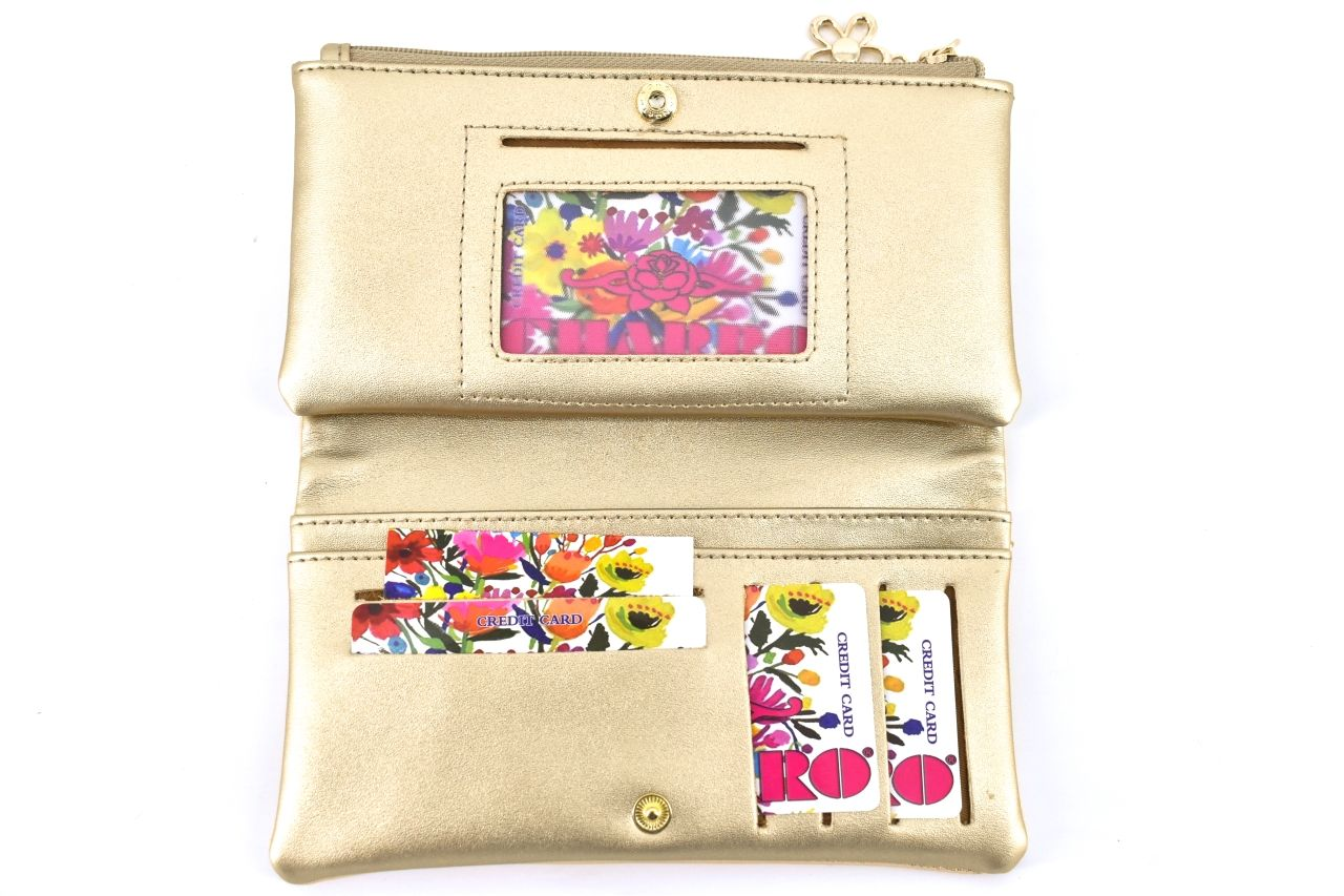 Dámská / dívčí peněženka Charro - černá 36966