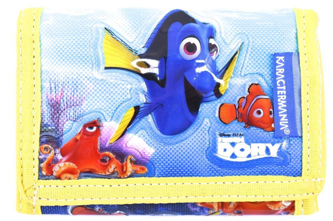 Levně Dětská peněženka Dory - žlutá