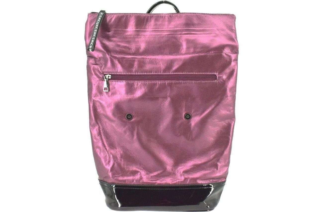 Dámský batoh Tommasini - tmavě hnědá 38761