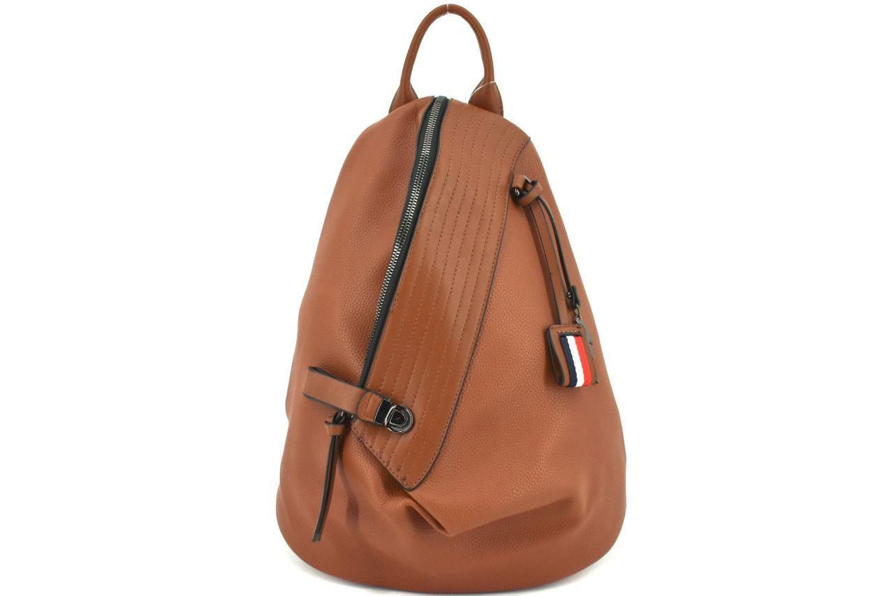 Dámský batoh Tommasini - hnědá