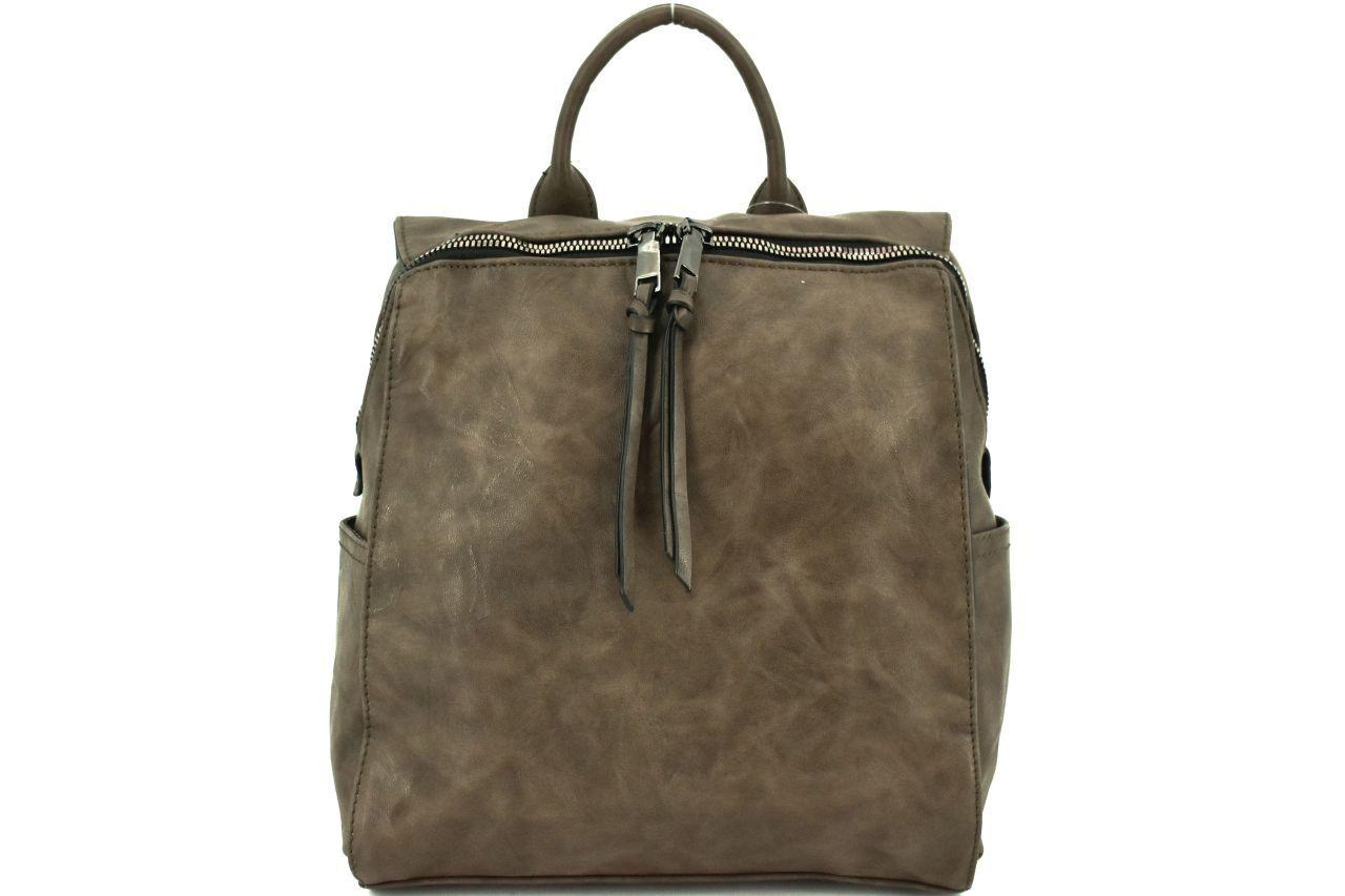 Dámský batoh Tommasini - taupe 38121