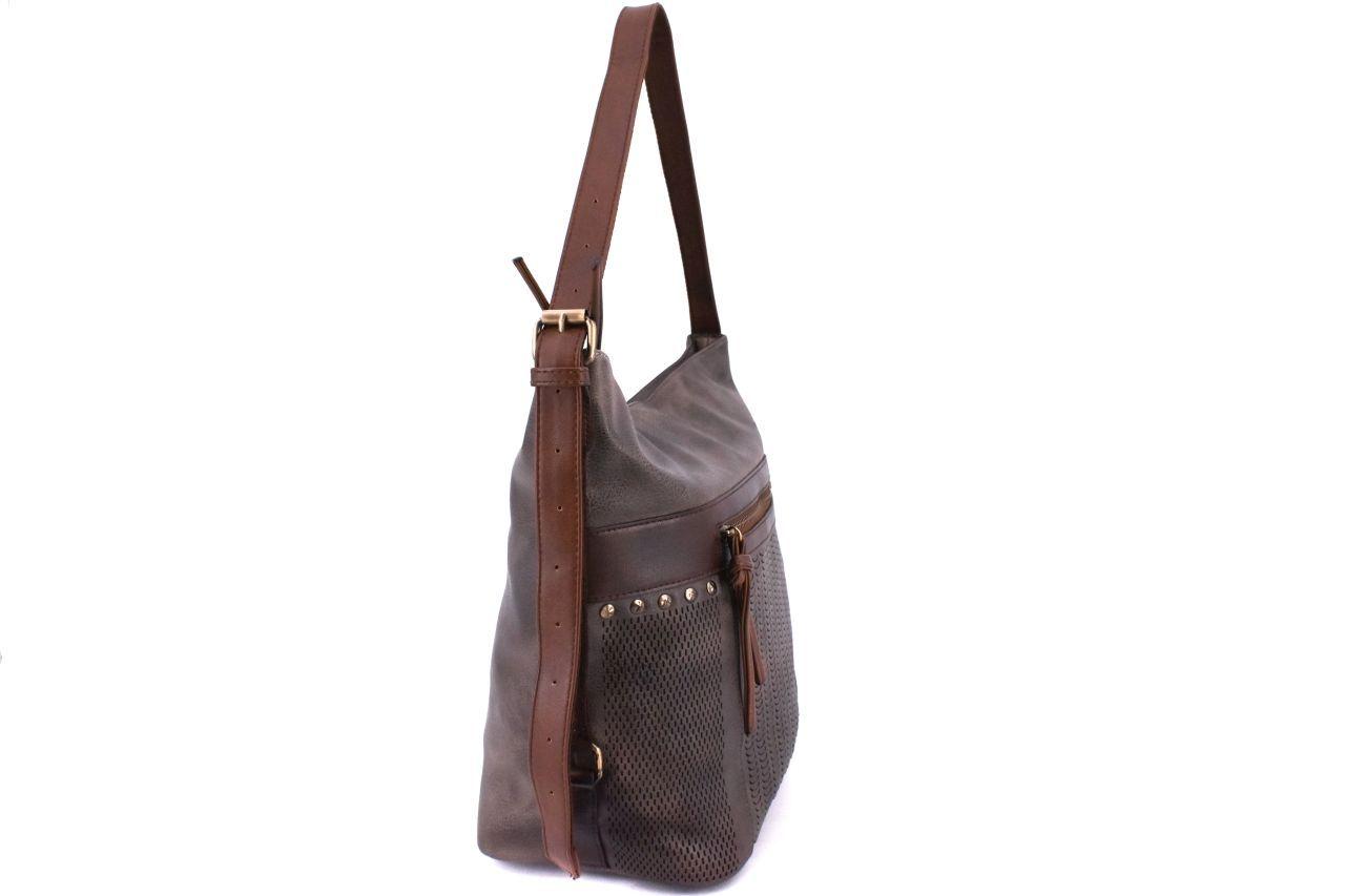 Dámská kabelka Tommasini - hnědá 38117