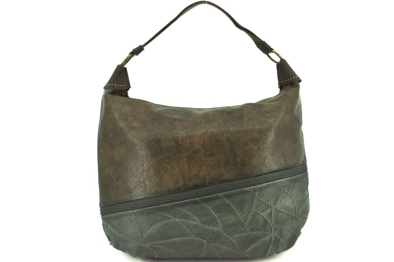Dámská kabelka Valentina - zelená 37152