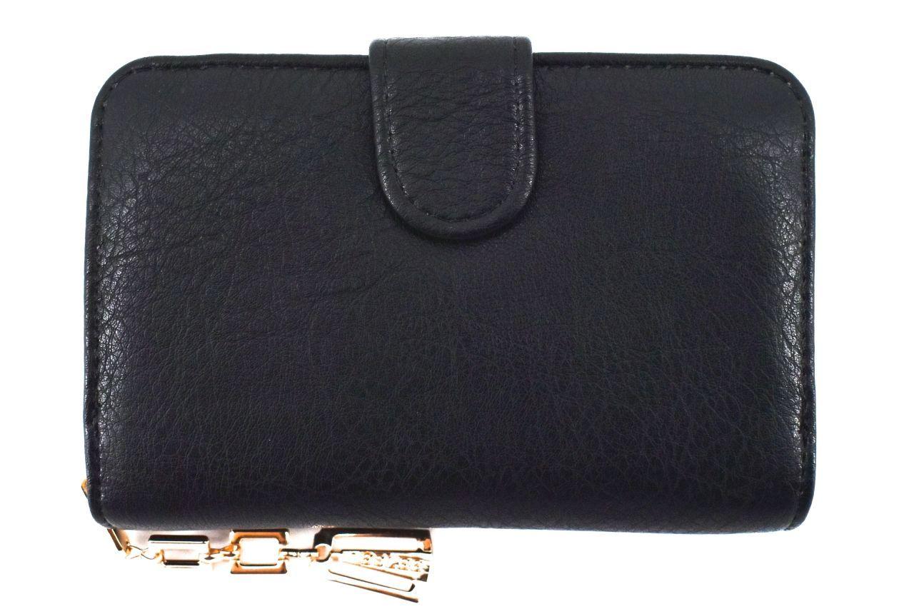 Dámská / dívčí peněženka pouzdrového typu Eslee - černá 38931