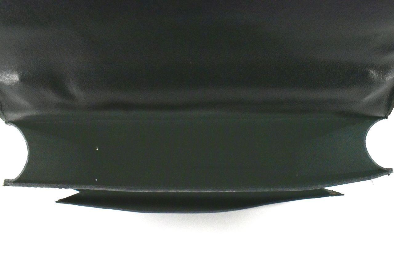 Kožená aktovka Arteddy - 1 komorová černá 1240