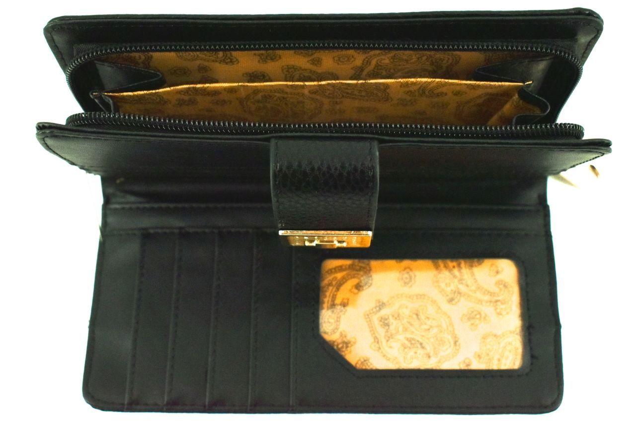 Dámská peněženka z ekokůže - béžová 30884