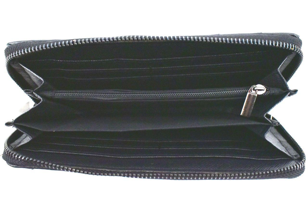 Dámská / dívčí peněženka pouzdrového typu kroko - tmavě béžová 26580