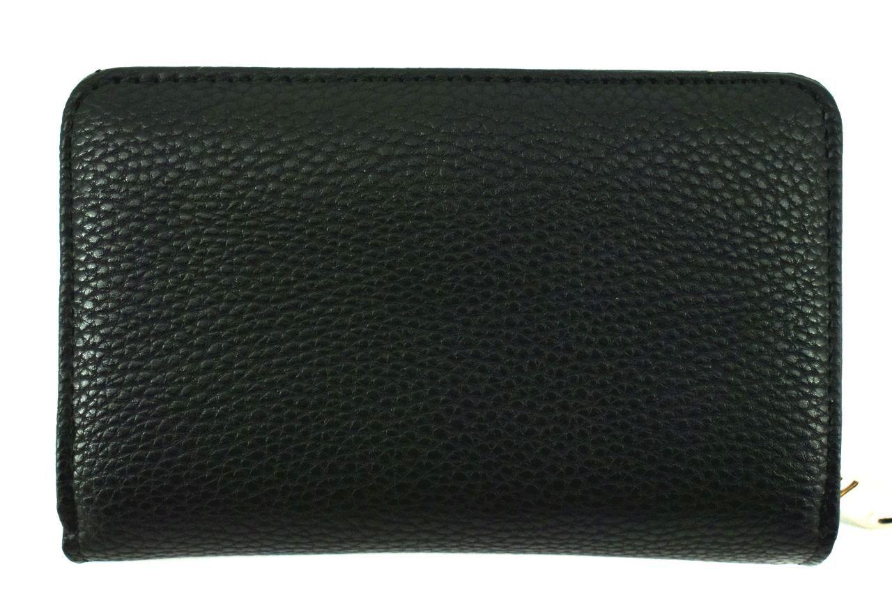 Dámská/dívčí peněženka se zápinkou - černá