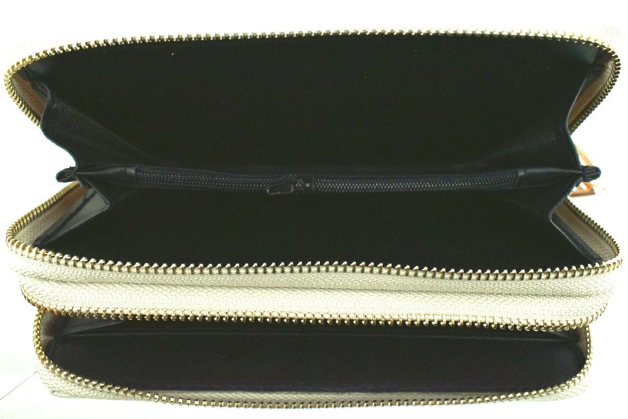 Dámská/dívčí velká peněženka pozdrového typu - béžová 32120
