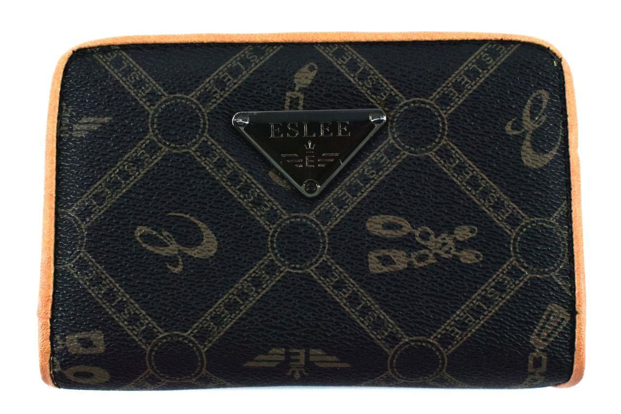 Dámská / dívčí peněženka Eslee - černá 38232