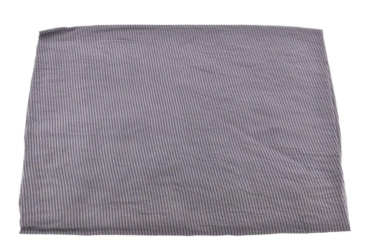 Dámský šátek Made in Italy - tmavě šedá