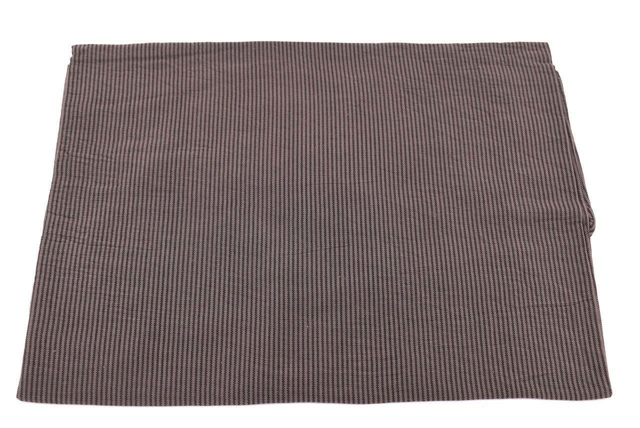 Dámský šátek Made in Italy - tmavě hnědá