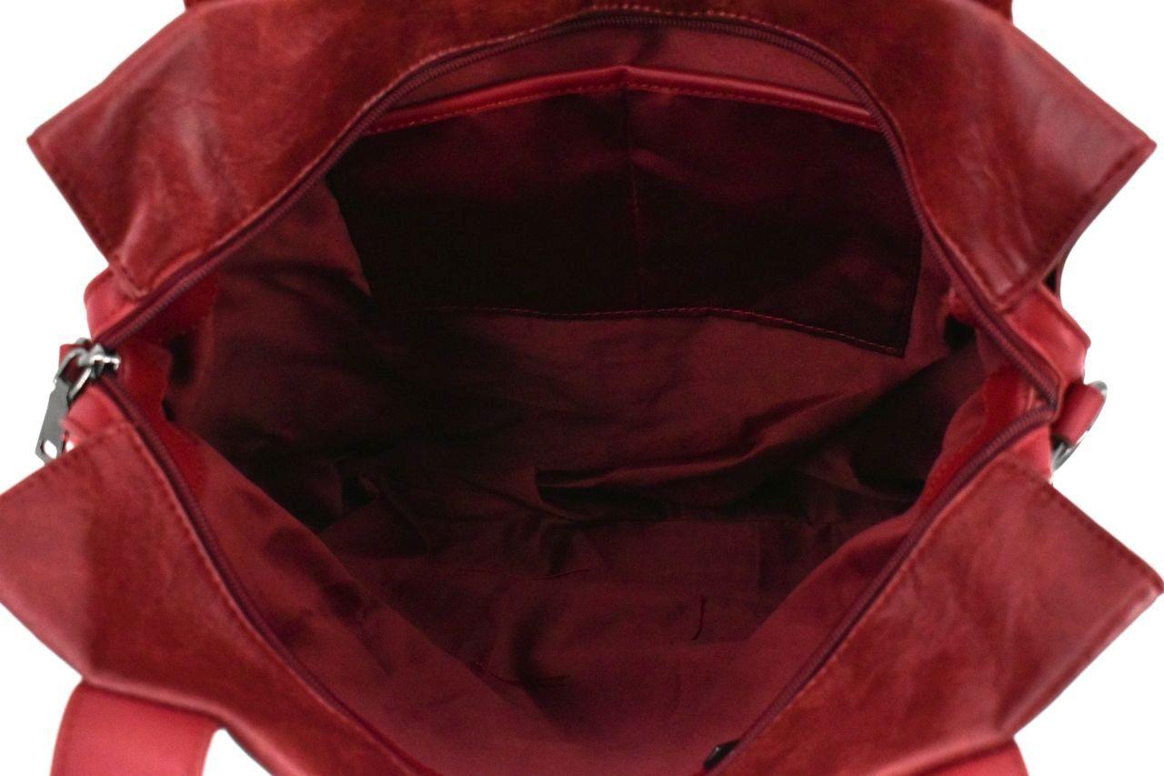 Dámská kabelka Herisson - tmavě zelená 38736