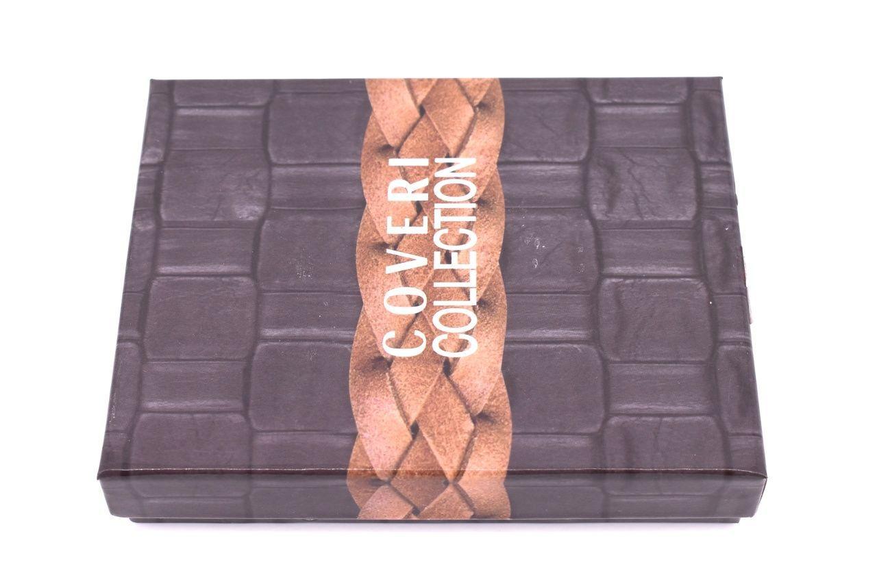 Pánská kožená peněženka Coveri Collection - taupe