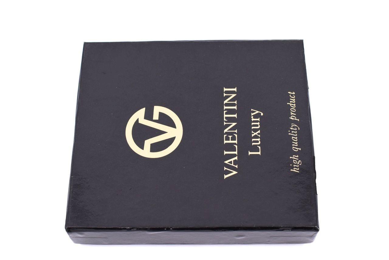 Pánská kožená peněženka Valentini - hnědá 32601