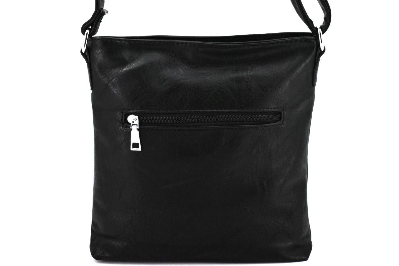 Dámská/dívčí kabelka crossbody - krémová 36044