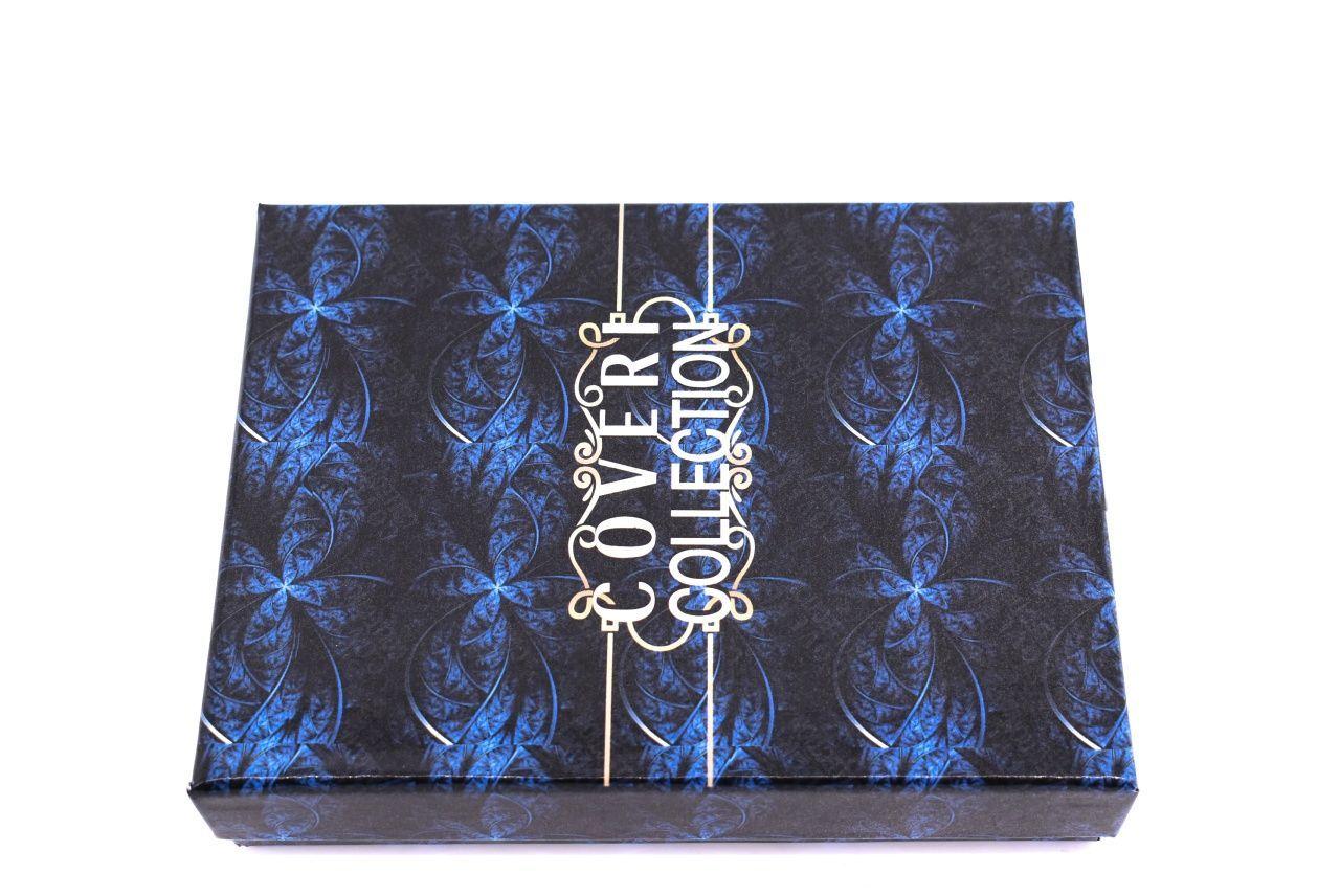 Pánská kožená peněženka Coveri - šedá 32144