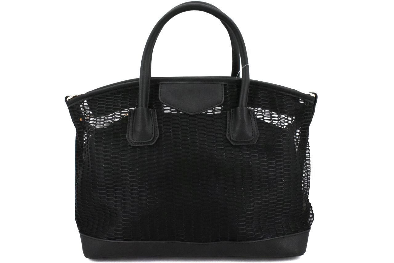 Dámská/dívčí kabelka - černá 32045