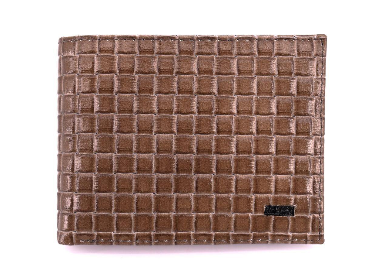 Pánská kožená peněženka Coveri Collection - taupe 32150