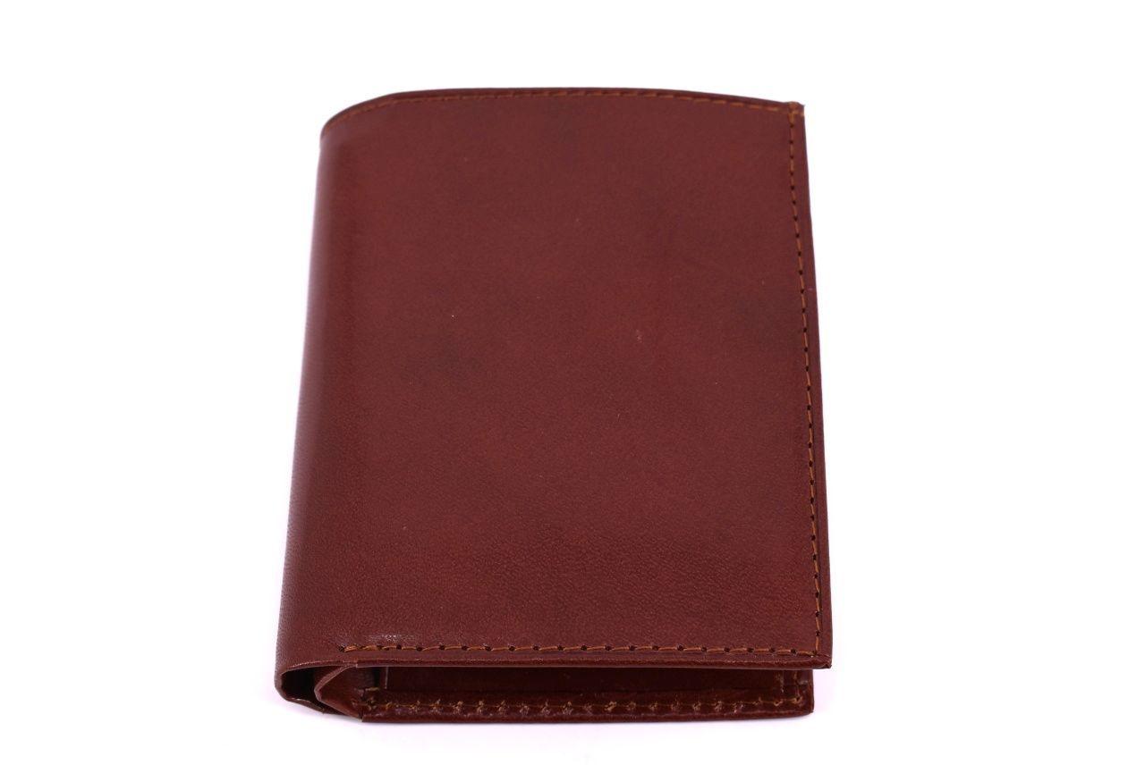 Pánská kožená peněženka Arteddy - hnědá 30247