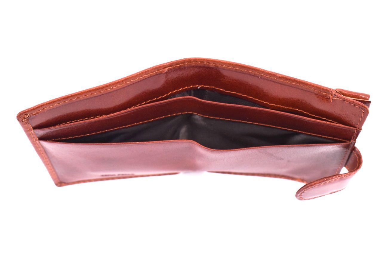 Pánská kožená peněženka Arteddy -zelená