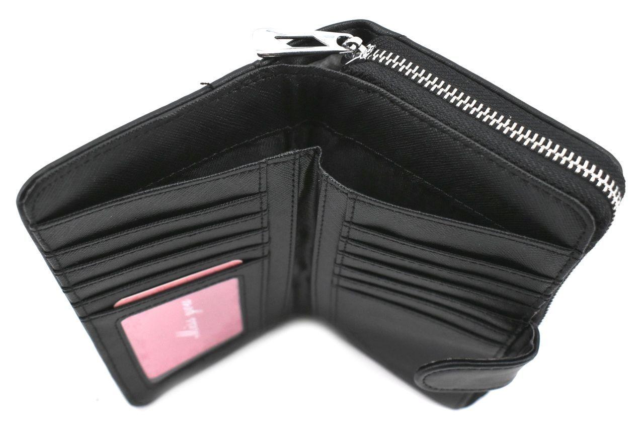 Dámská/dívčí peněženka pozdrového typu Miss You - světle modrá 37178
