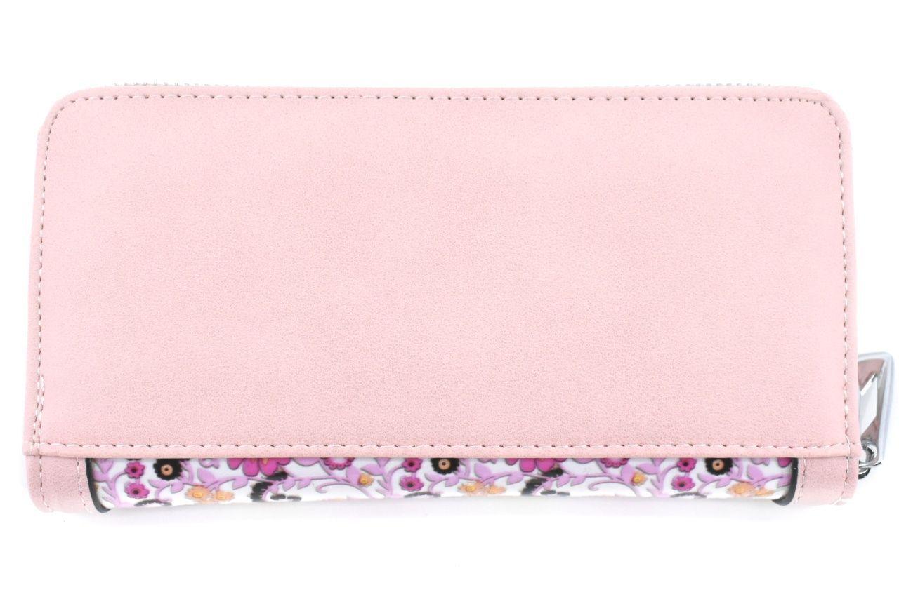Dámská/dívčí peněženka pouzdrového typu Miss - černá 37179