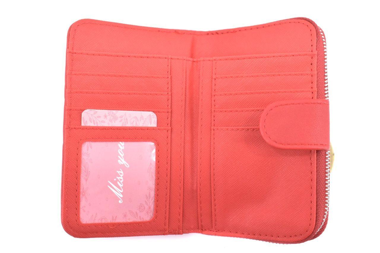 Dámská/dívčí peněženka Miss You - béžová 37182