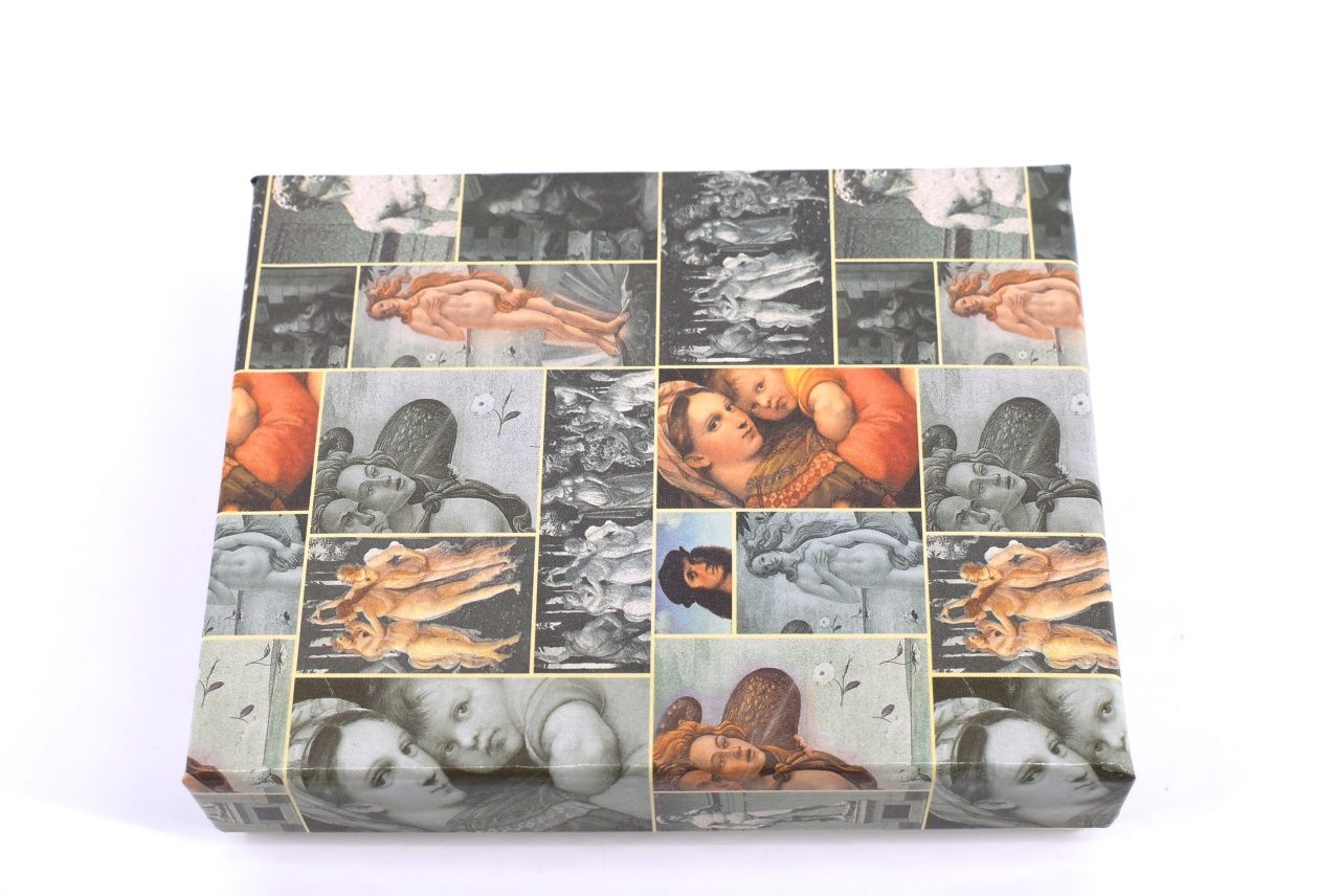 Pánská kožená peněženka Arteddy - černá 34590