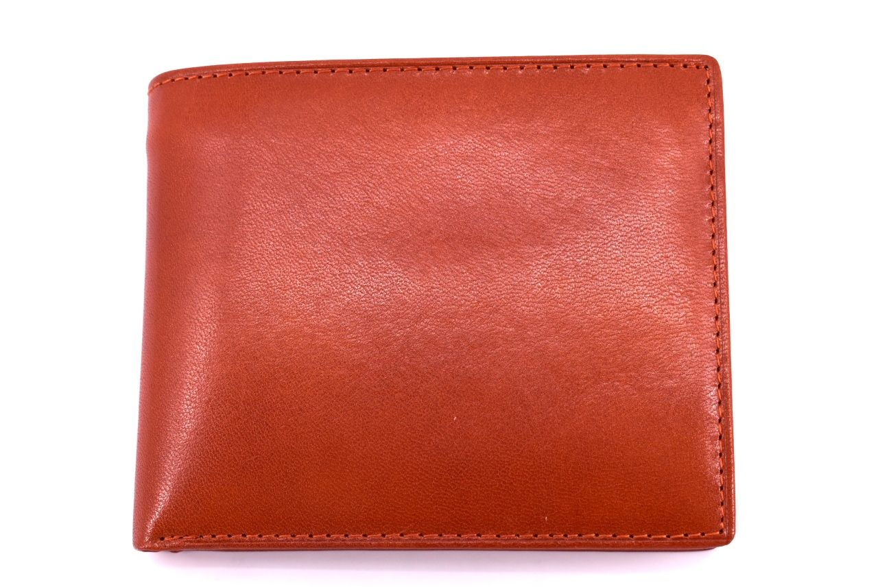Pánská kožená peněženka Arteddy - hnědá 30249