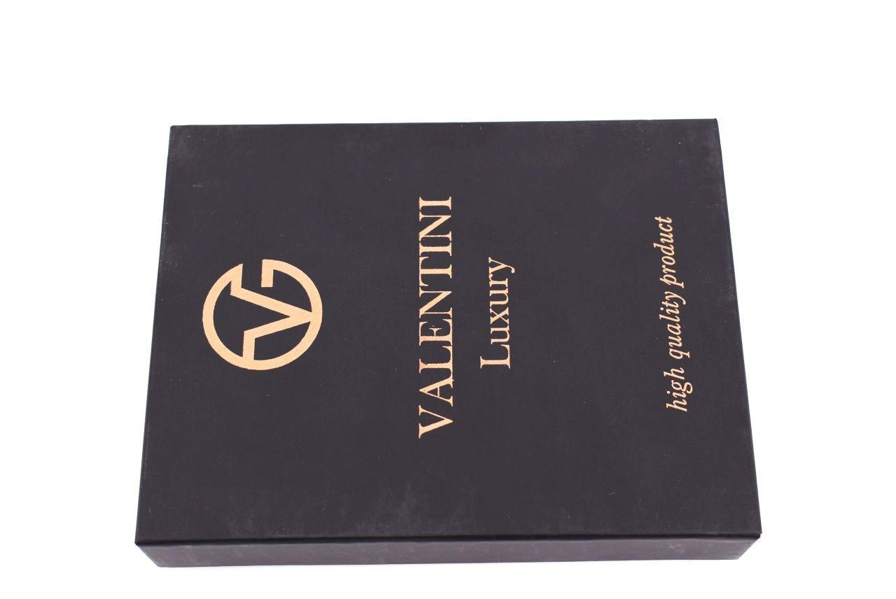 Pánská kožená peněženka Valentini - hnědá 32123