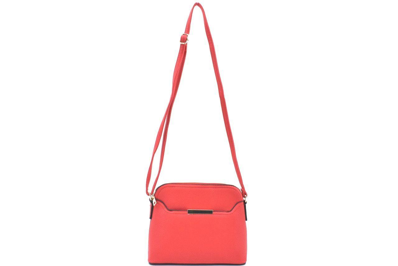 Dámská / dívčí kabelka crossbody - krémová 39065