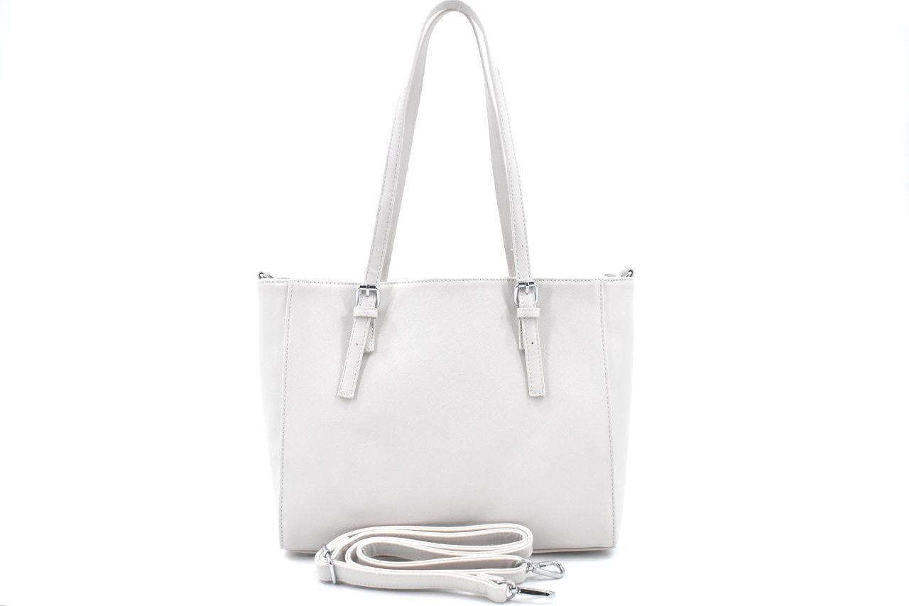 Dámská kabelka - krémová 39213