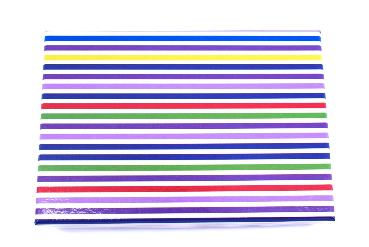 Dámská kožená peněženka Arteddy - hnědá 34563