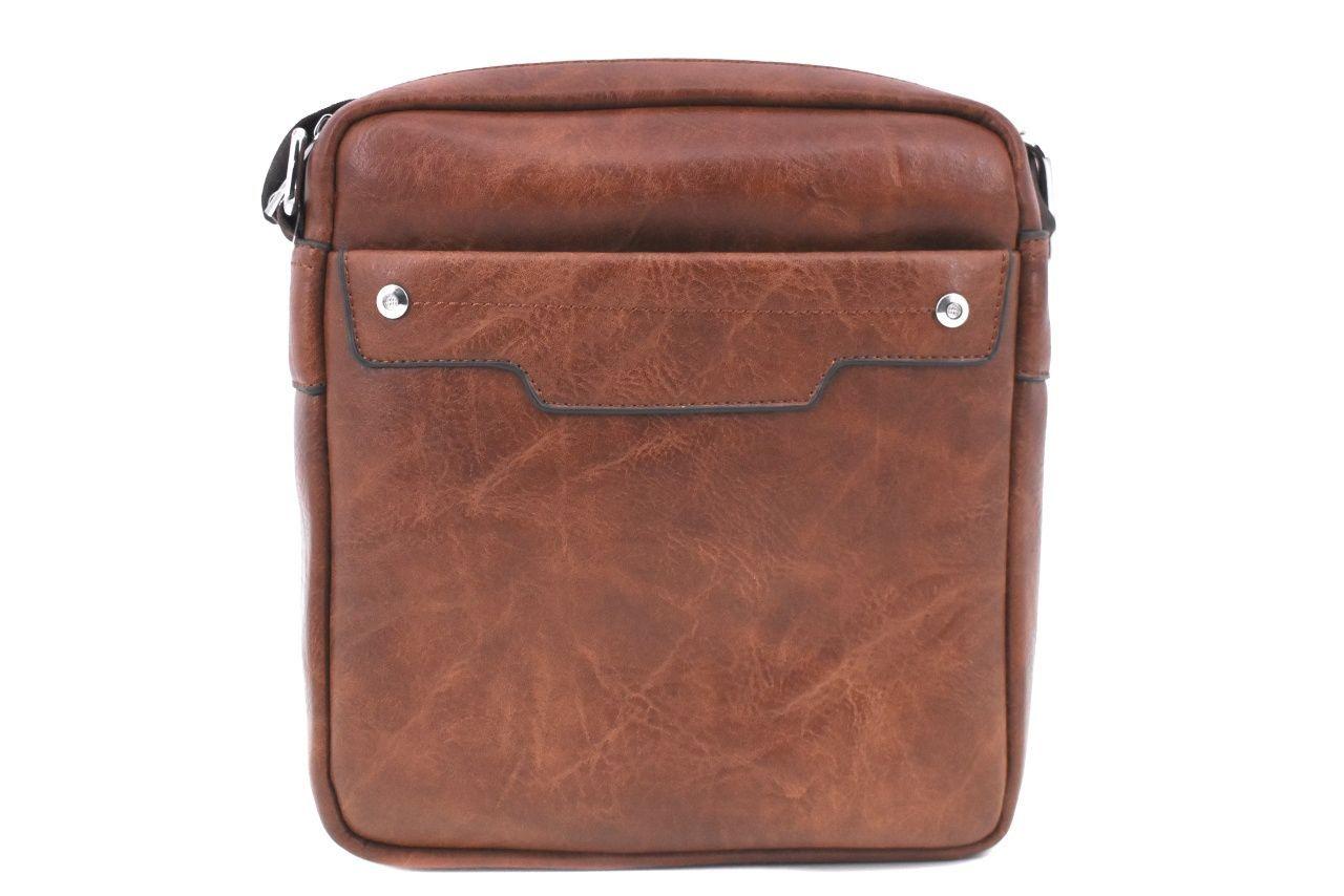 Pánská taška přes rameno - hnědá