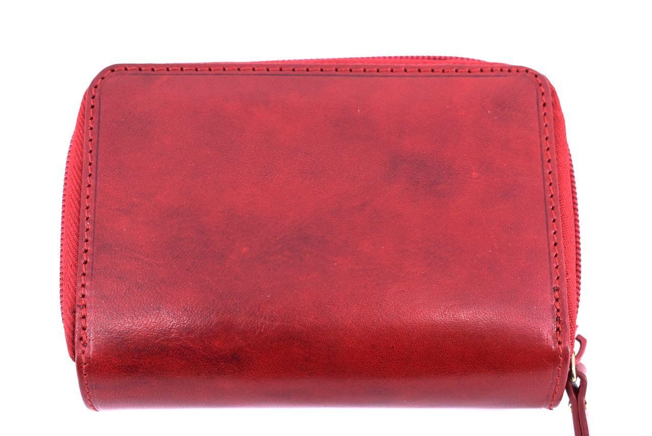 Dámská kožená peněženka Every - černá 32608