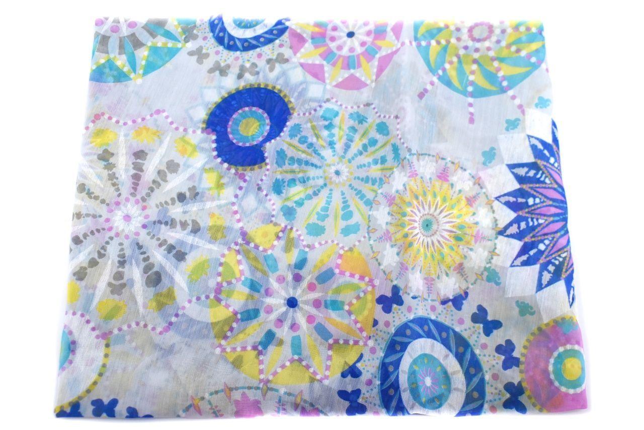 Dámský šátek Made in Italy - šedá
