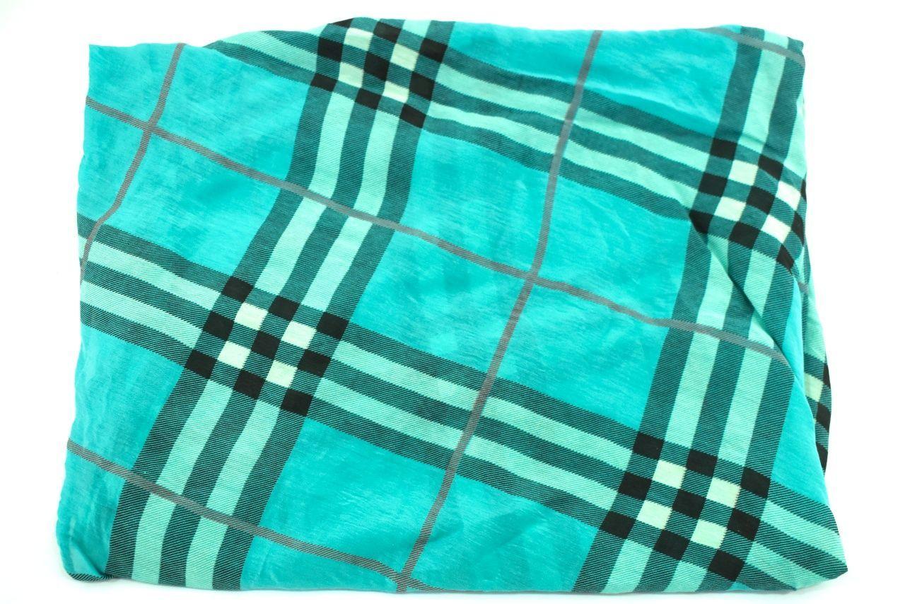 Dámský šátek Made in Italy - zelená 2