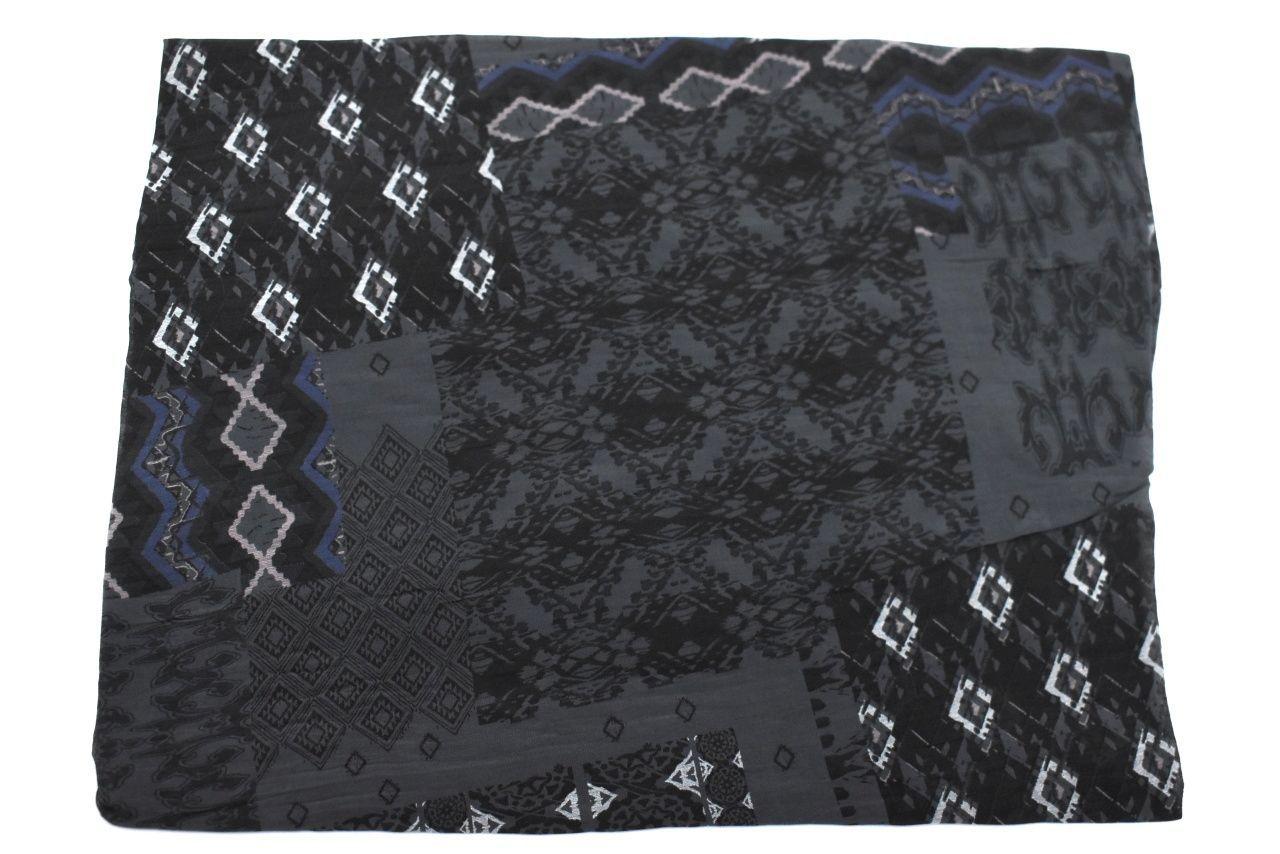 Dámský šátek Made in Italy - černá