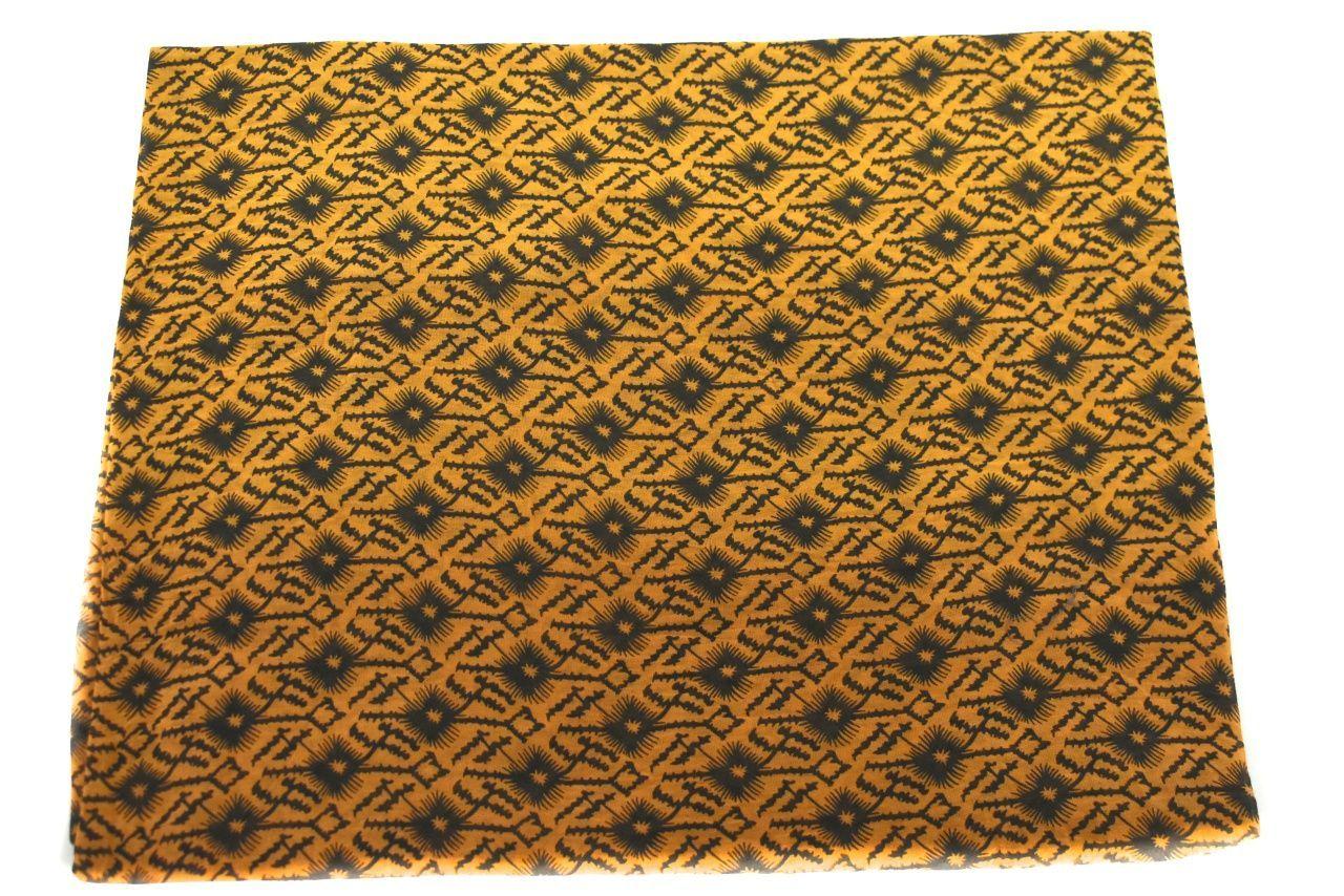 Dámský šátek Made in Italy - hořčicová