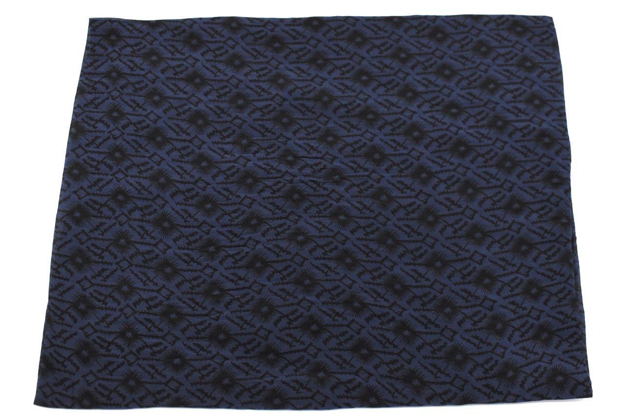Dámský šátek Made in Italy - tmavě modrá