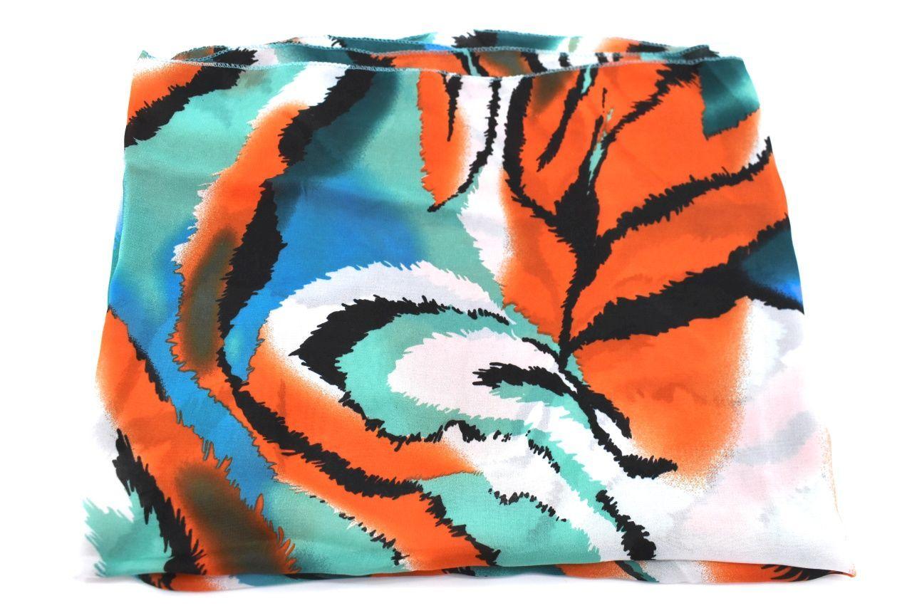 Dámský šátek - oranžová