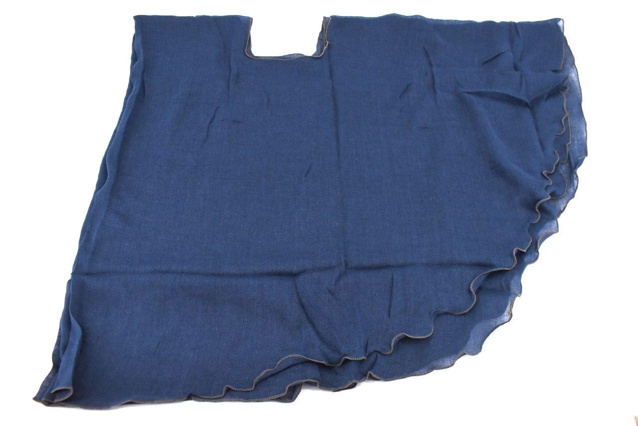 Dámský pareo šátek - bílá