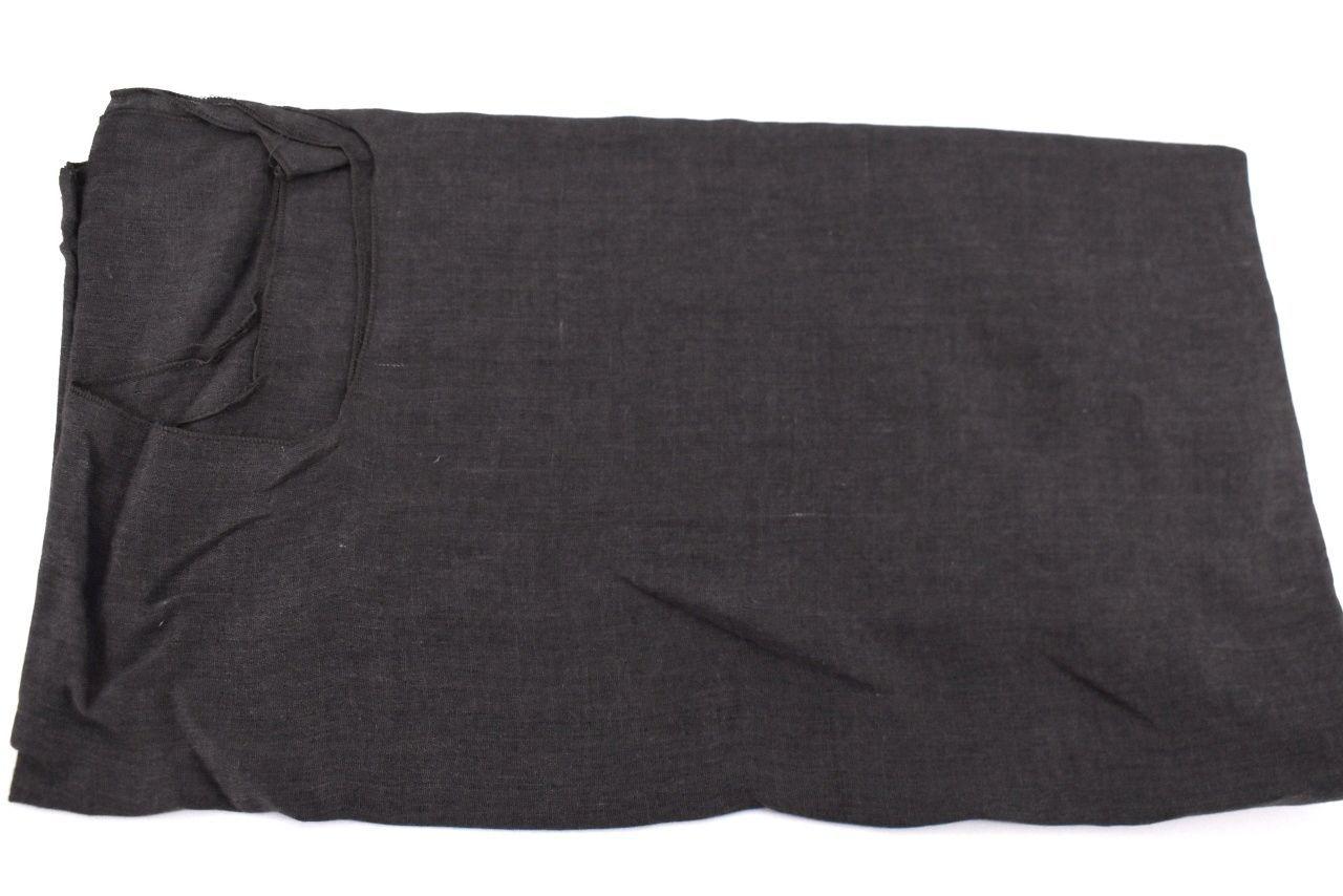 Dámský pareo šátek - tmavě šedá