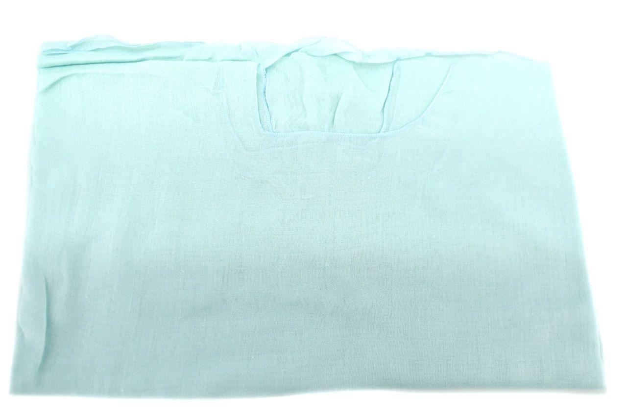 Dámský pareo šátek - světle zelená