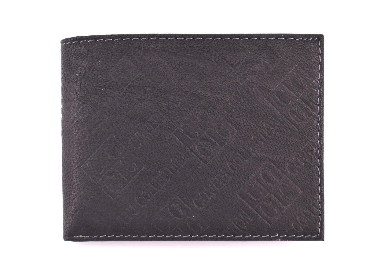 Pánská kožená peněženka Coveri Collection - černá 31749